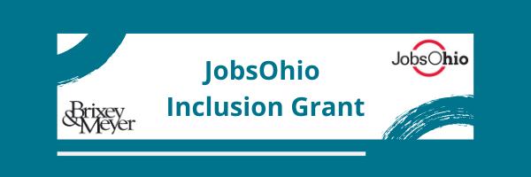 JobsOhio Inclusion Grant