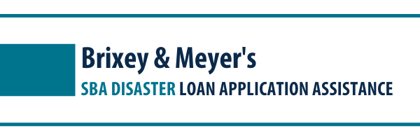 SBA Disaster Loan Application Assistance
