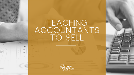 teaching accountants to sell