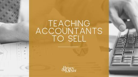 teaching accountants to sell